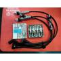 Kit Cables + Bujias Bremi Original Vw Gol Power 1.4 Y 1.6