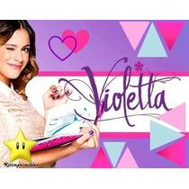 Mega Kit Imprimible Violetta Segunda Temporada, Tarjetitas