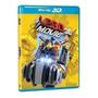 Blu-ray La Gran Aventura Lego 3 D Con Dvd Nuevo Sm