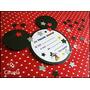 Invitaciones Mickey/minnie De Orejitas Para Imprimir!
