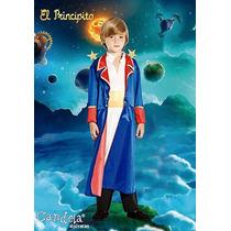 Disfraz El Principito Completo! Original Candela Jiujim