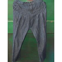 Pantalon De Jean - Tipo Babucha - Bombacha