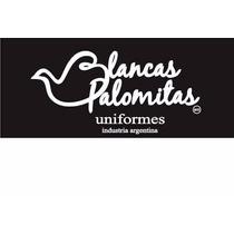 Ambos Médicos Enfermeria Blancas Palomitas Uniformes