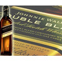 Whisky Johnnie Walker Double Black Litro C/estuche