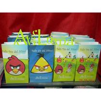 Bolsitas Angry Birds Frozen Super Economicas, Personalizadas