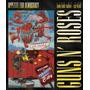 Dvd Guns N Roses Appetite For Democracy 2012
