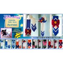 Tejidos A Crochet - Sailor Moon - Bufandas