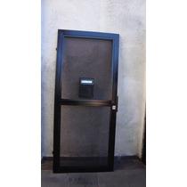 Puerta Reja Extra Reforzada Con Buzon