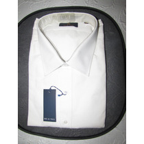 Camisa Blanco Ratier - Talle 50 - Big&tall - Imperdible