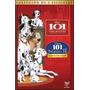 Box Especial Dvd 101 Dalmatas /parte 1 Y Parte 2 /original