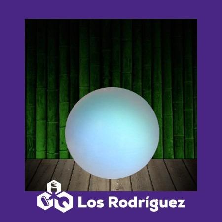 Macetas y esferas luminosas de plastico para uso int o ext - Macetas luminosas ...