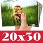 30 Fotos Digitales 20x30 Revelado Papel Foto Kodak