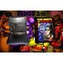 Five Nights At Freddy Carpeta Escolar C/cierre