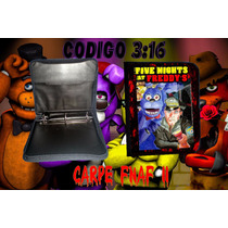 Five Nights At Freddy Carpeta Escolar C/cierre