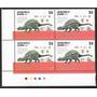 2014 Primeros Descubridos De Dinosaurios Cuadro Mint !