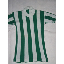 Antigua Camiseta De Pique - De Bamfield- Años 70