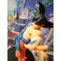 Dragon Ball Z - Goku Y Piccolo - 20cm - Hqdx Banpresto