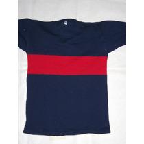 Antigua Camiseta De Pique - De Tigre - Años 70