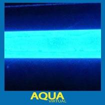 Tubo Fluorecente 30w Actinico Para Acuario Marino Corales