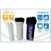 Filtro De Agua Pura Bigstop Para Sedimentos Toda La Casa