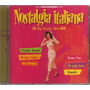 Nostalgia Italiana - 20twenty Top Hits 1961 - Cd Cerrado