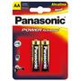 Pilas Aa Panasonic. Precio X Unidades. Distribuidor Oficial