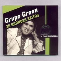 Grupo Green - Cd 20 Grandes Exitos.! Cd Cumbia.!!!