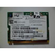 Placa Wifi Toshiba Sa80-131 (psa80e-03t00jsp)