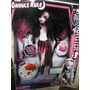 Monster High Ghouls Rule Muñeca Clawdeen Draculaura Frankie