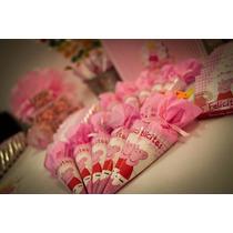 Candy Bar Golosinas Personalizadas Mesas Dulces Souvenir