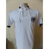 Camiseta Retro Alemania Campeón Del Mundo 1954