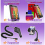 Combo Funda Film + Soporte + Cargador Motorola G Xt1031 1032