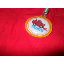 Pantalon Mimo&co Talle 4 Color Rojo