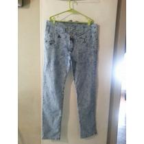 Jeans Chupin Nevado Elastizados Cintura Alta T 36 A 56 $ 420