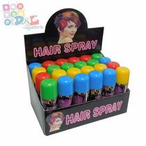 Novedad Hair Spray Aerosol Temporal Teñir Pelo De Color Mirá