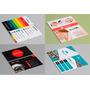 A6htf Pack De 100 Diseños De Tarjetas Personales Photoshop