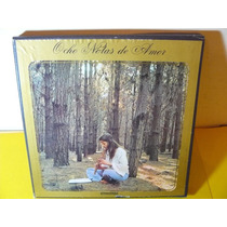 Vinilo Lp Colección Ocho Notas De Amor Album 8 Lps Cbs