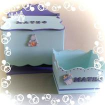 Pañaleras Y Cajas Organizadoras Danvan Bebés Nacimiento