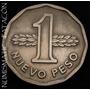 Moneda Uruguay 1 Nuevo Peso 1978 - Excelente