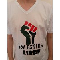 Remeras Y Buzos De Apoyo Palestina Libre Conclicto Gaza