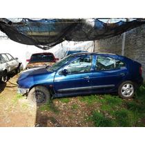 Renault Megane 2.0 8v Nafta 1.9 Dti Baja Con Alta De Motor Y