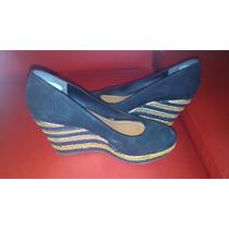 Prune Zapatos Nobuk Tacp Chino Impecables