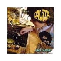 Cd Paliza - Una Radio ( Resistencia Suburbana) Big Bang Rock