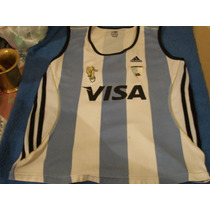 Camiseta De Las Leonas (jockey Femenino Sobre Cesped)