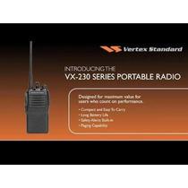 Vertex Vx 231 Radio Vhf Handys