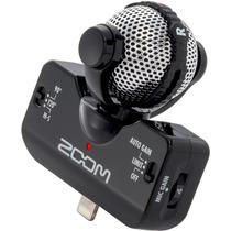 Zoom Iq5 Microfono Stereo Profesional P Ipad Iphone Iq 5 !