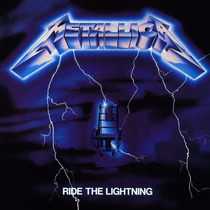 Vinilo Metallica - Ride The Lightning ( Eshop Big Bang Rock)