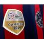 Parche San Lorenzo Campeon Copa Libertadores 2014 Unicos