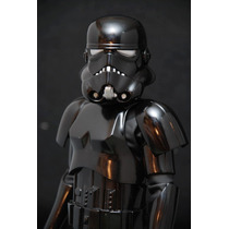 Star Wars Shadow Stormtrooper 30cm De Medicom No Sideshow