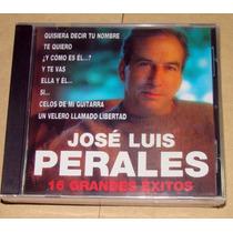 Jose Luis Perales 16 Grandes Exitos